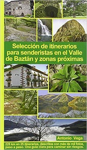 Audiolibro en inglés para descargar gratis Seleccion de itinerarios para senderistas en el Valle de baztan y zo CHM