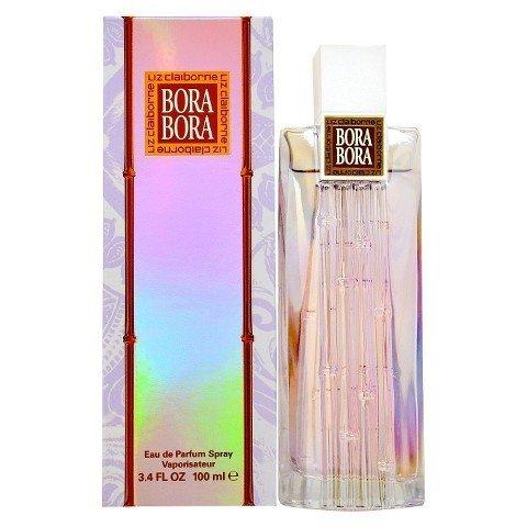 Women's Bora Bora by Liz Claiborne Eau de Parfum Spray - 3.4 oz TRG