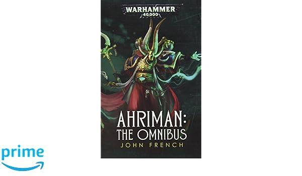 Ahriman the omnibus amazon john french books fandeluxe Gallery