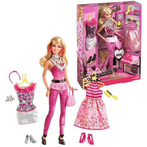 Mattel Year 2012 Barbie Fashionistas