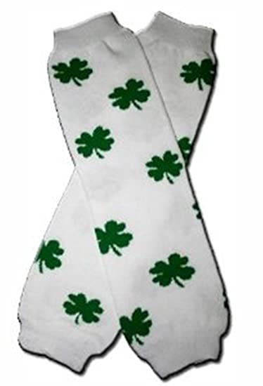 80f91e98fc627 Image Unavailable. Image not available for. Color: ST PATRICK's DAY (Clover)  SHAMROCK Baby Leggings ...