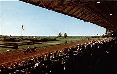 Keenland Lexington, Kentucky Original Vintage Postcard