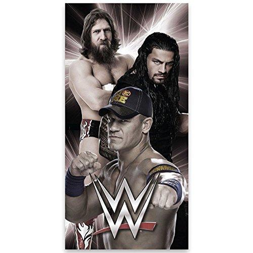 WWE Superstars Beach Towel by WWE