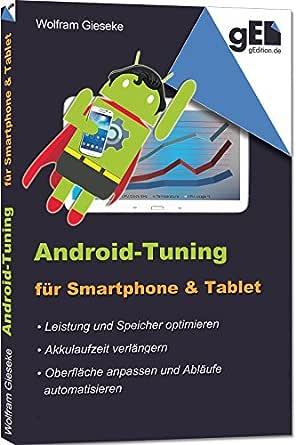 Android-Tuning für Smartphone und Tablet: Leistung optimieren ...
