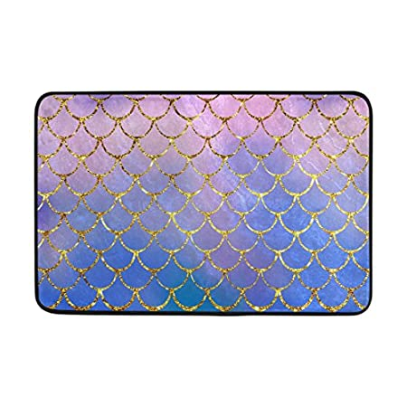 51%2BNeGCvSvL._SS450_ 50+ Mermaid Themed Area Rugs