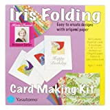 Yasutomo Folding Card Making Kit - Iris
