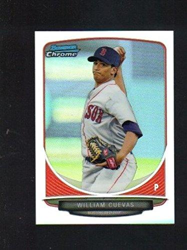 2013 Bowman Chrome Mini Refractor /125 #277 William Cuevas Limited Edition