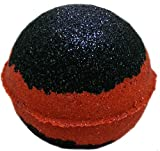 Bath Bomb 5.5oz Sabbath Bloody Sabbath Deep Chasm Black & Red Striped