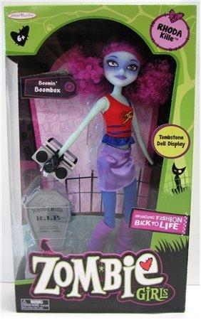 """Zombie Girls 11.5"""" - Rhoda Kille Zombie Doll (Premiere Edition)"""
