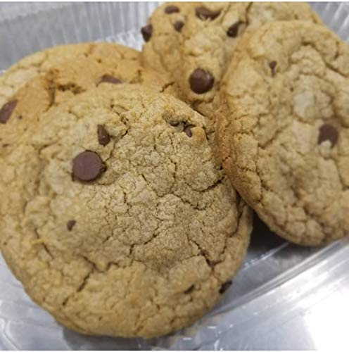 Heavenly Sweetz Jumbo Chocolate Chip Cookie