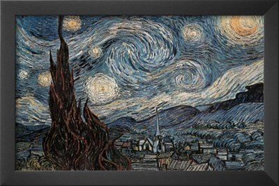 famous painting posters van gogh