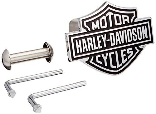 Harley Davidson Shield Emblem Chrome