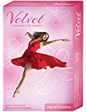 Velvet Female Condom - 3 Condoms
