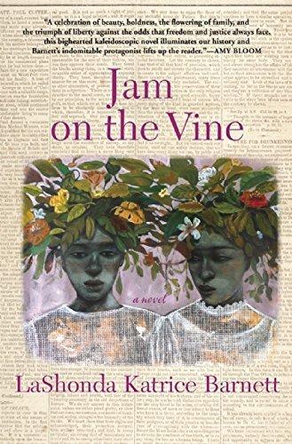 Jam on the Vine by Lashonda Barnett (2015-02-19) (Maple Vine)