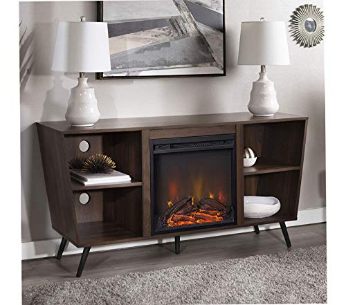 Deluxe Premium Collection Fireplace Tv Stand 52