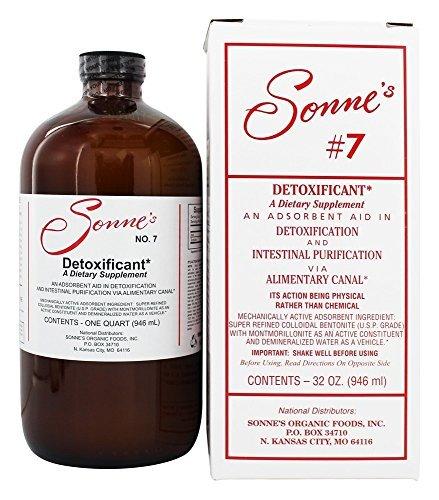 Sonnes Detoxificant #7 by - Detoxification Supplements