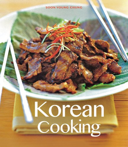 Korean Cooking (The Essential Asian Kitchen) by Soon Young Chung