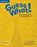 img - for Guess What! Level 4 Activity Book with Online Resources British English book / textbook / text book