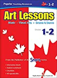 Art Lessons: Grade 1-2 (Popular Teaching Resources)