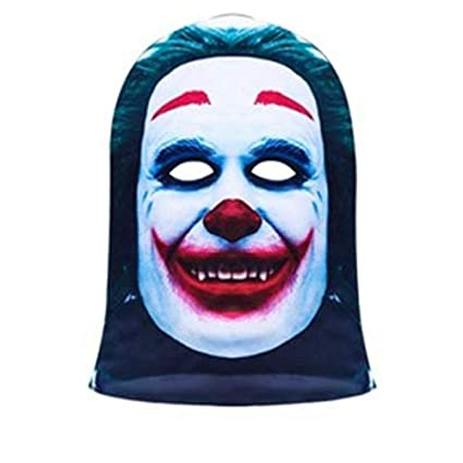 Zounghy Disfraz de perico Joker para niños Traje de Malo para ...