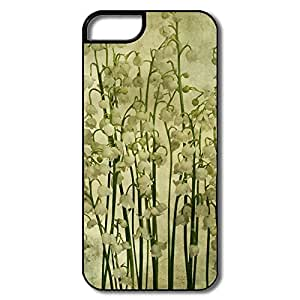 Cartoon Lily Valley Vintage IPhone 5/5s Case For Team