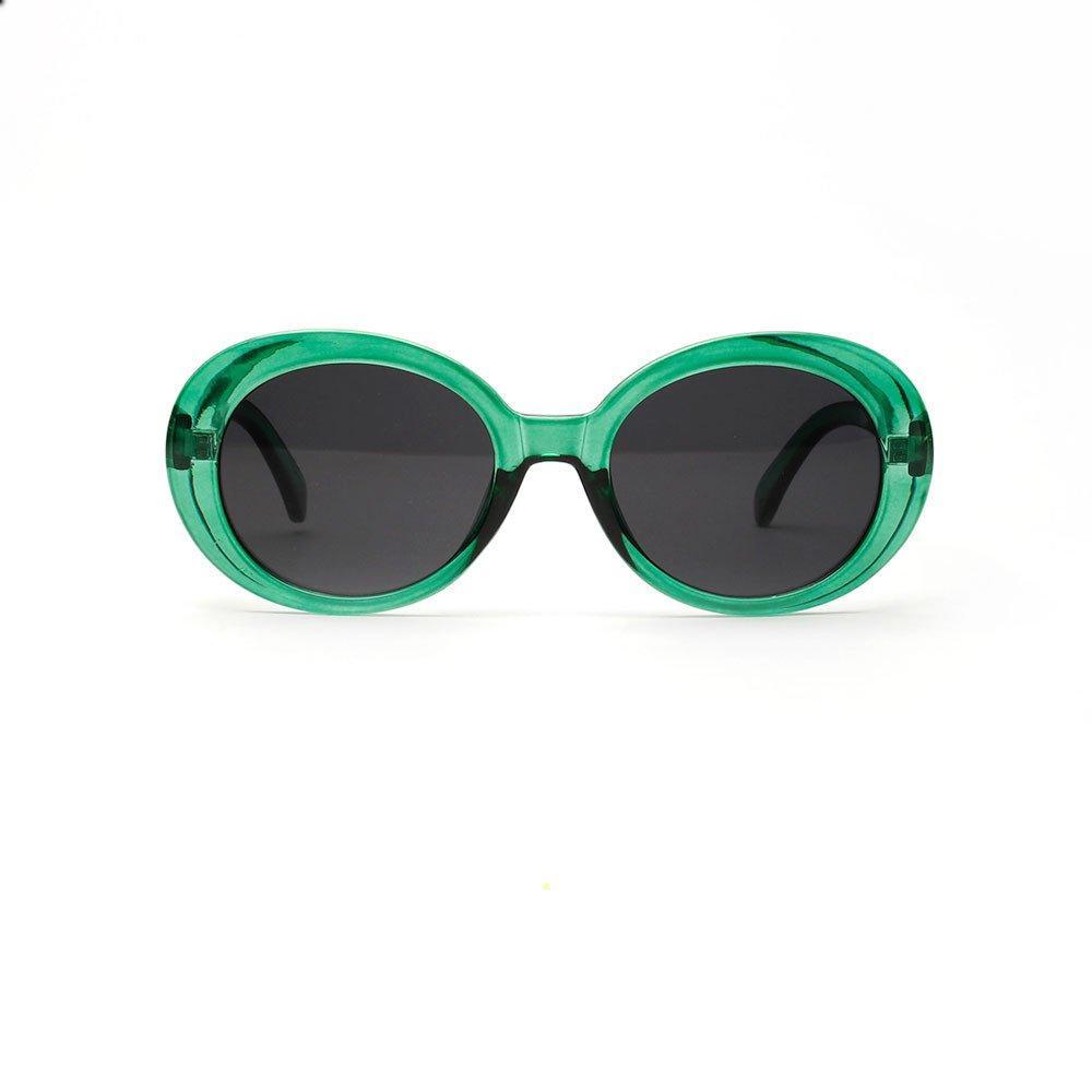 iTLOTL Fashion Men Womens Retro Vintage Round Frame UV Glasses Sunglasses