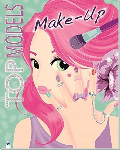 Topmodels Stickermalbuch