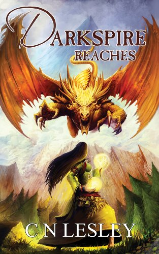 Book: Darkspire Reaches by C. N. Lesley