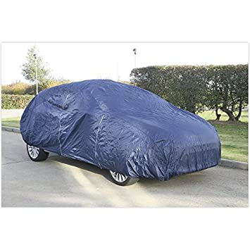 NEW! CCEM SEALEY CAR COVER LIGHTWEIGHT MEDIUM 4060 X 1650 X 1220MM Car Covers