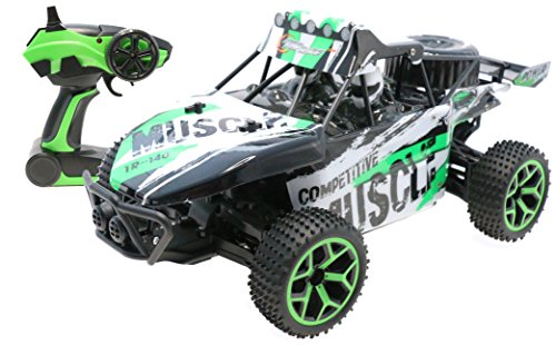 Racers Cars Rc - Top Race Remote Control Road Racer, RC Monster Truck 4WD, High Speed Car, 2.4Ghz (TR-140)