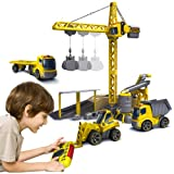 RC Construction Zone Vehicles