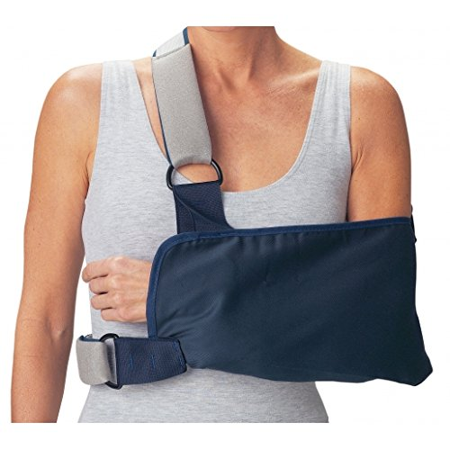 ProCare 79-84163 Shoulder Immobilizer with Foam Straps, Small, 7
