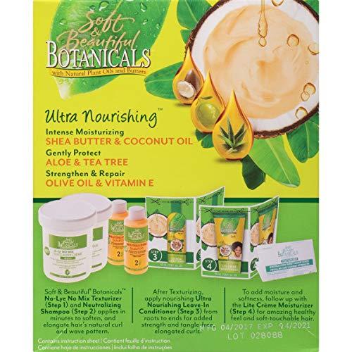 Amazon Soft Beautiful Botanicals Nolye No Mix Texturizer
