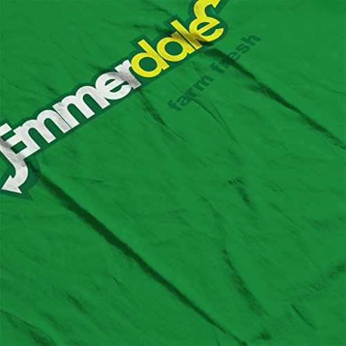 Emmerdale Subway Logo Farm Fresh Women's Sweatshirt