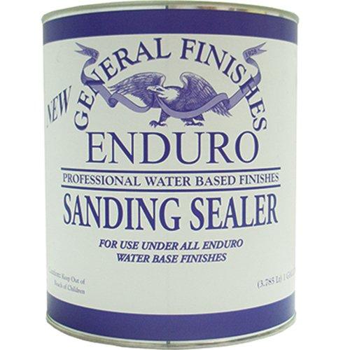 General Finishes Enduro Water Based Sanding Sealer, 1 Gallon
