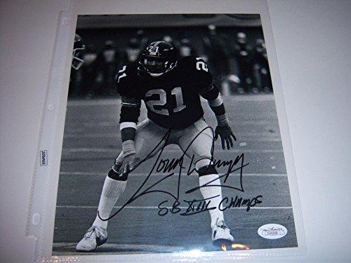 (Autographed Tony Dungy Photograph - Sb Champs coa 8x10 - JSA Certified - Autographed NFL Photos)