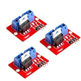 CTYRZCH 3 Pcs IRF520 MOS FET Driver Module for Arduino