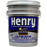 HENRY HE558178 Aluminum Roof Coating, 5 gallon