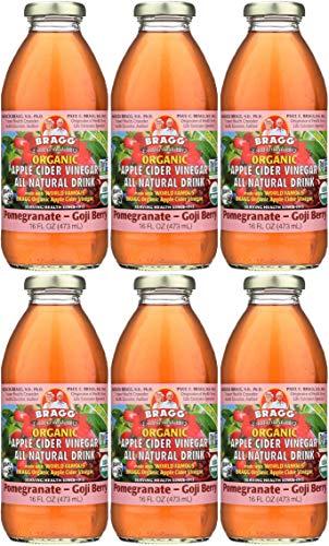 Bragg's Organic Apple Cider Vinegar Drink (Pomegranate - Goji Berry) ()