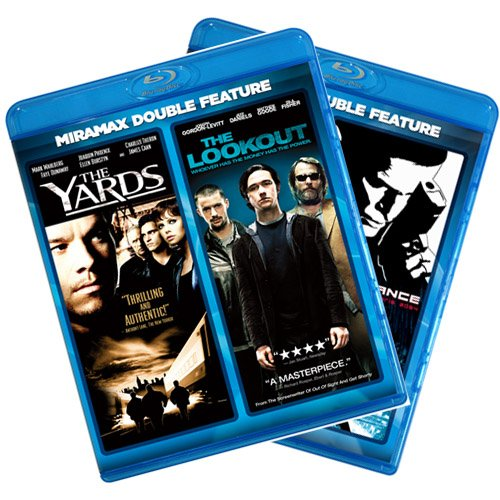 Equilibrium / Renaissance / The Yards / The Lookout [Blu-ray]