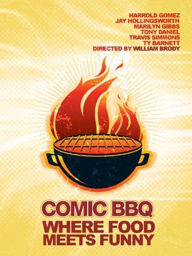 Comic BBQ (Range Barbecue Covers)