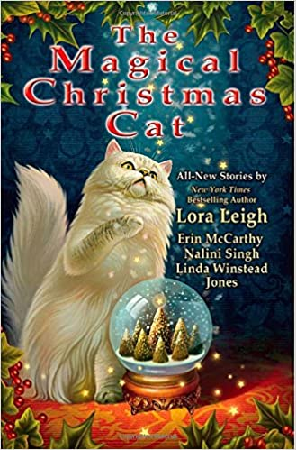 Image result for the magical christmas cat book cover