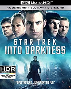 Cover Image for 'Star Trek Into Darkness'