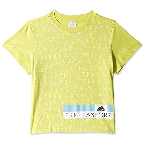 adidas Women's by Stella McCartney Stellasport Printed T Shirt Small - Stella Mccartney Buy