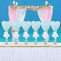 Amazon.com: Globos de tutú para baby shower, decoración para ...