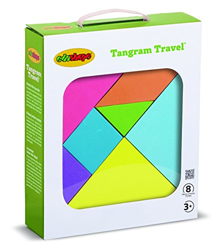 Edushape 845008 Tangram Travel product image