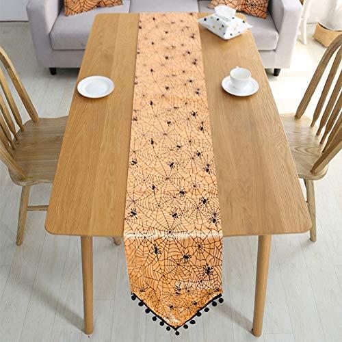 Angelsun Dinner Mats Sphere Runner Table Flag Geometric