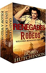 RENEGADES AND RODEOS: Western Romance Novels