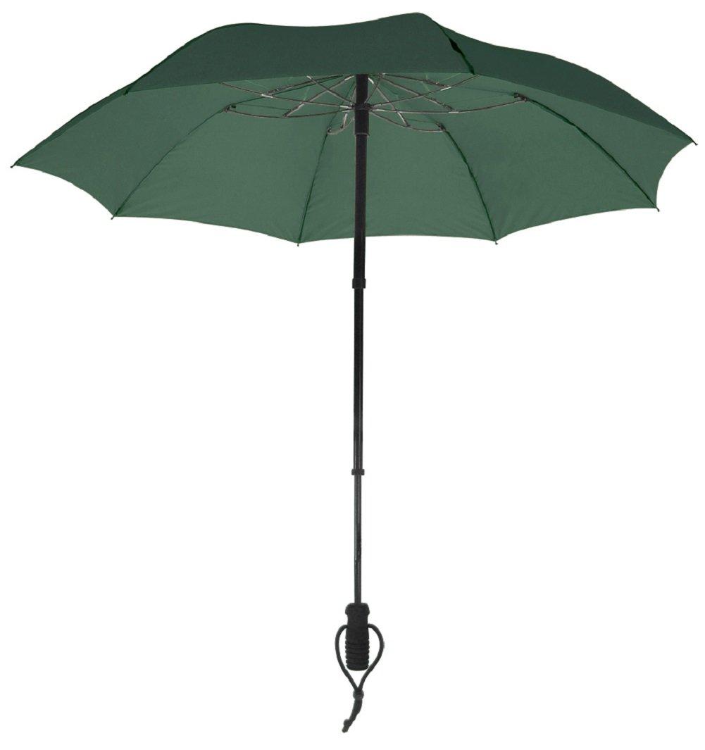 手ぶらになれる雨具 ユーロシルム テレスコープハンドフリー 1H16 B07FNB2H8W olive-green オリーブグリーン