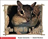 Who Lives in a Tree?, Susan Canizares, 061317884X